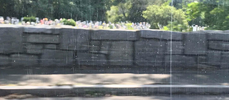 A Brick and Mortar wall