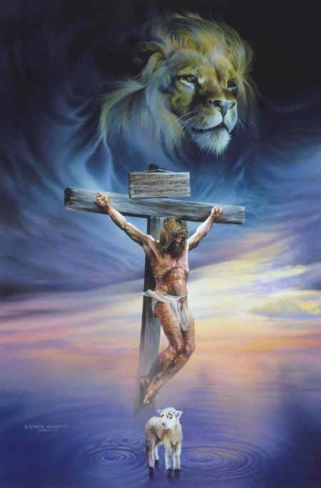 Lion and Lamb : jesuslifetogether.com