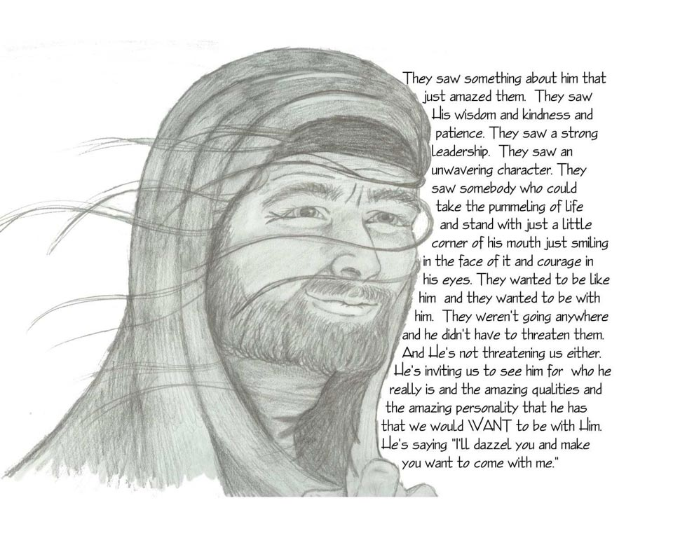 Jesus Faces the Storm
