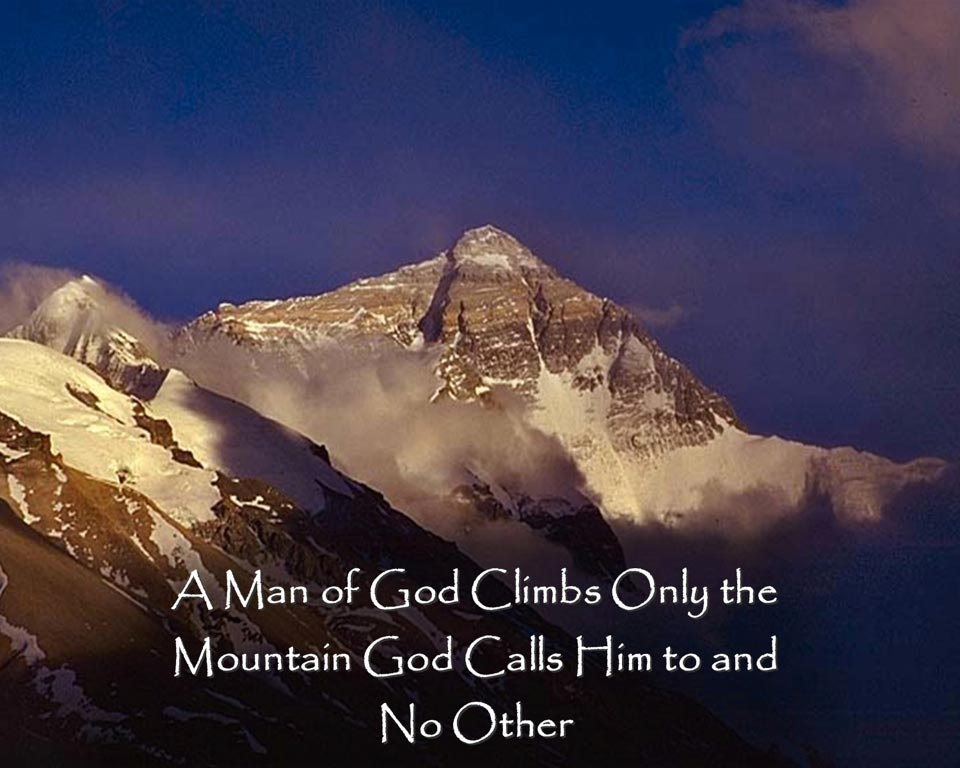 No Other Mountain