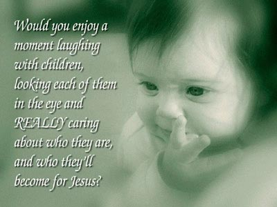 Look in Children's Eyes