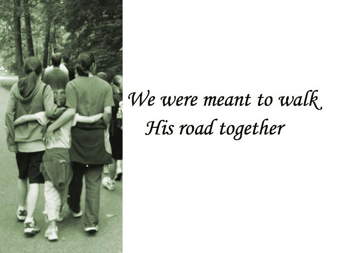 Meant to Walk Together
