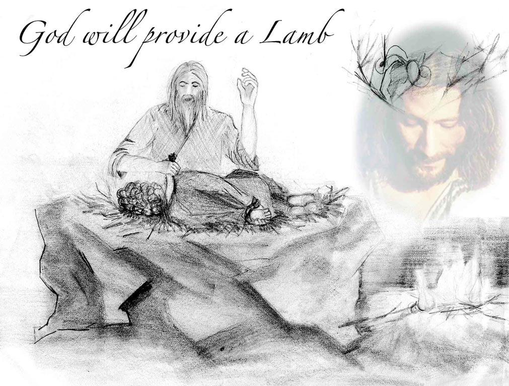 God DID Provide a Lamb :)