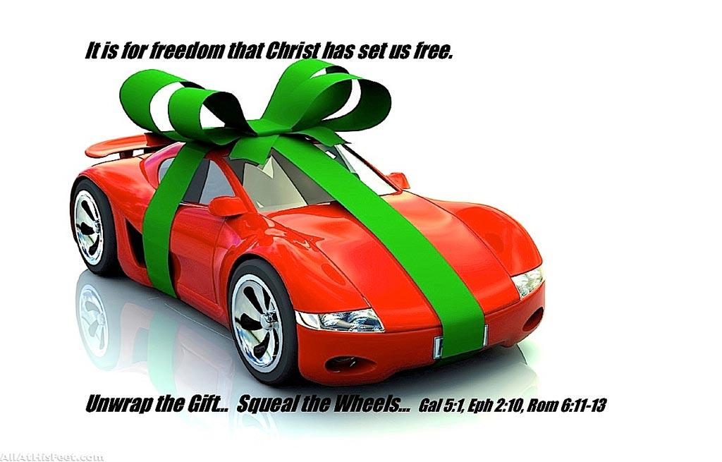 Your Ferrari!