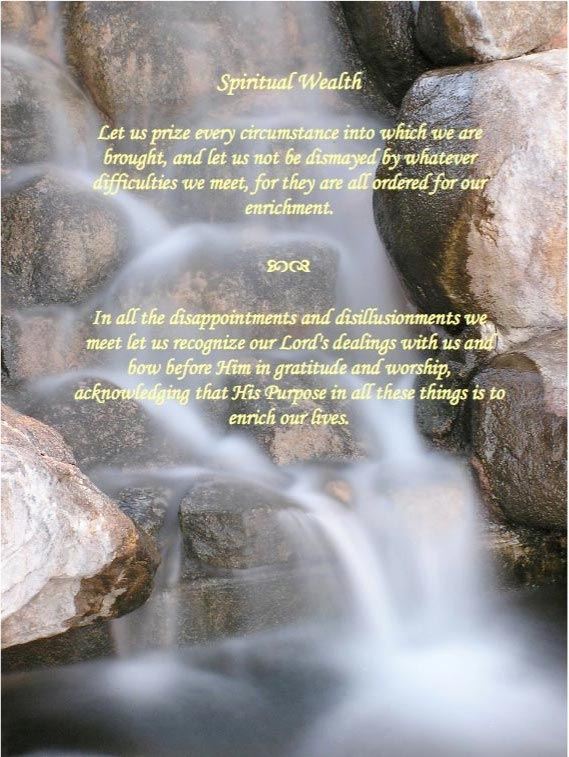 Gratitude and Worship