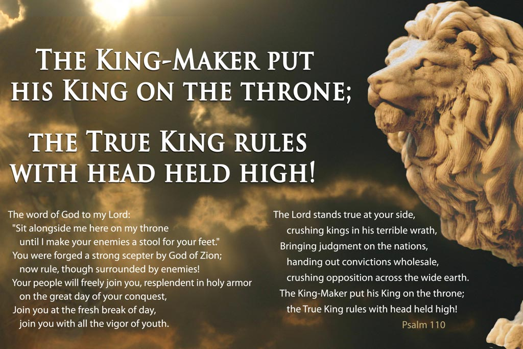 The True King Rules