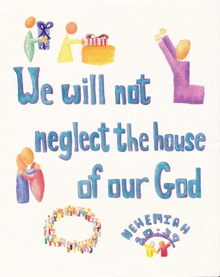 The House of Our God