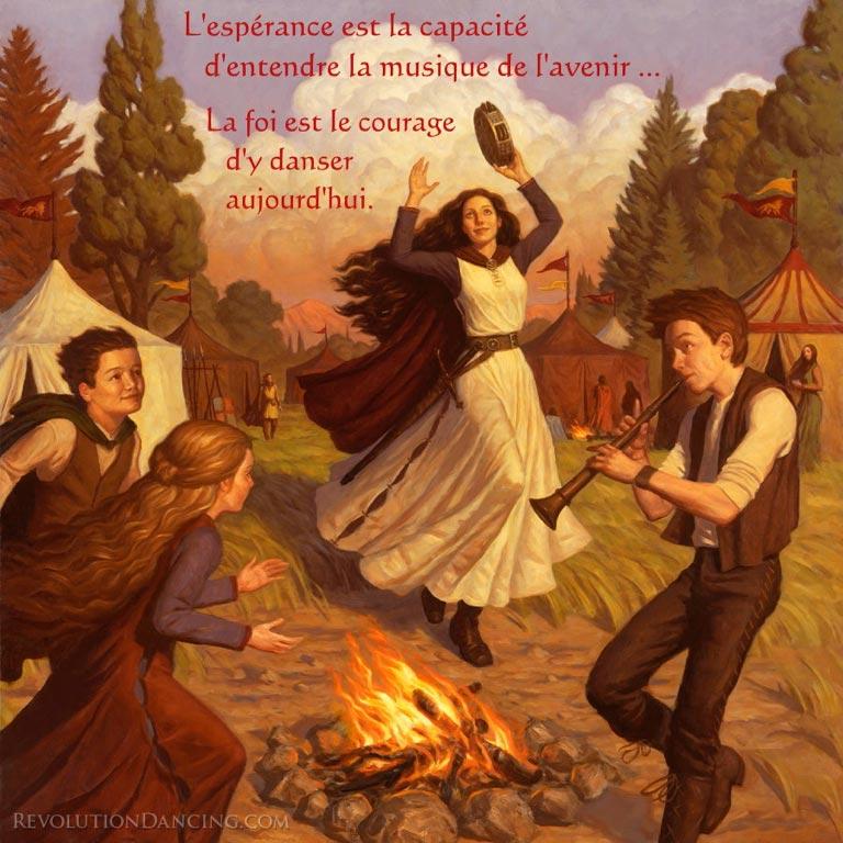 L'Amour, l'Espérance et la Foi!!