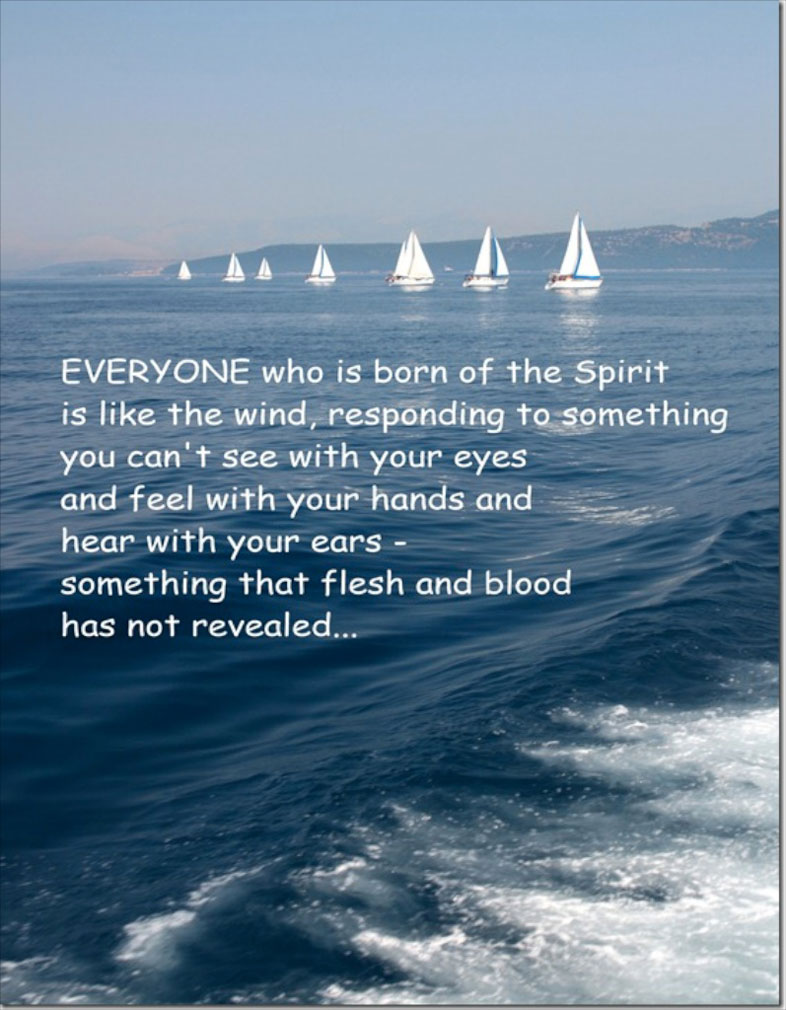 Living IN the Spirit of Christ Jesus - and Overcoming the Evil One and his Strongholds