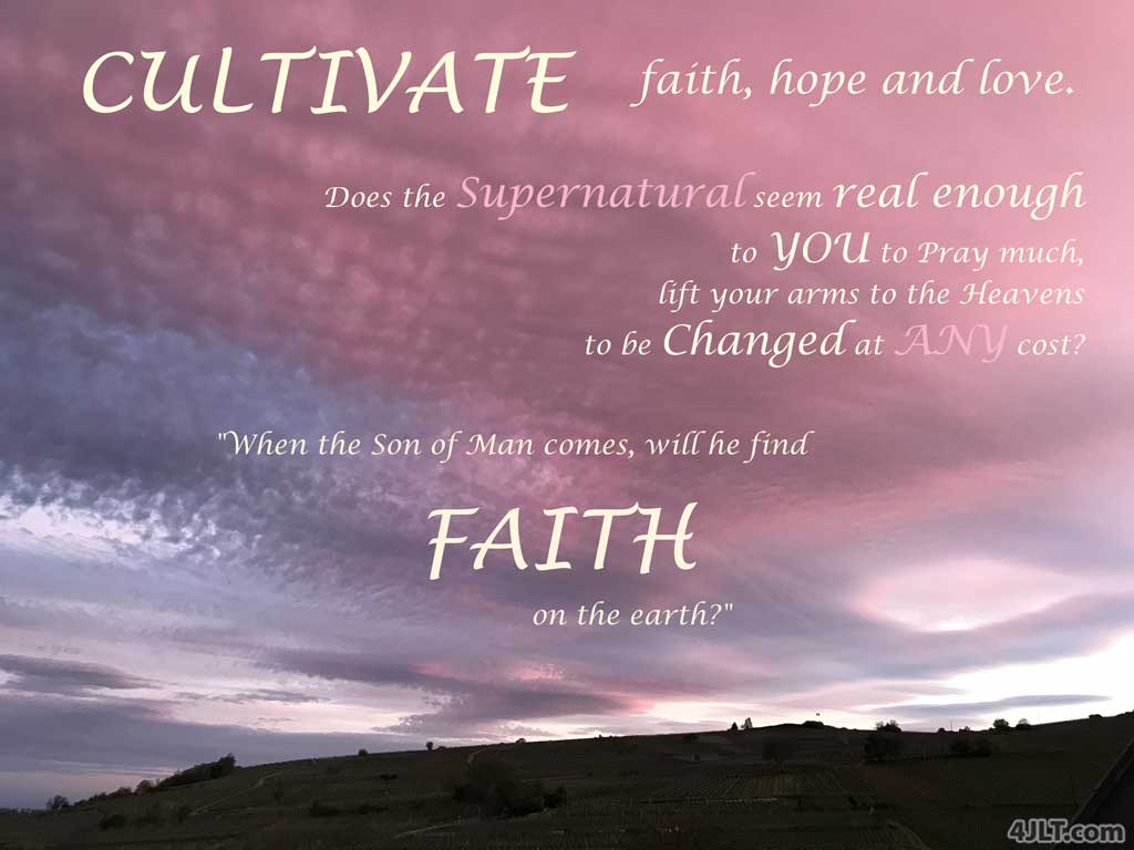 The Supernatural for You?