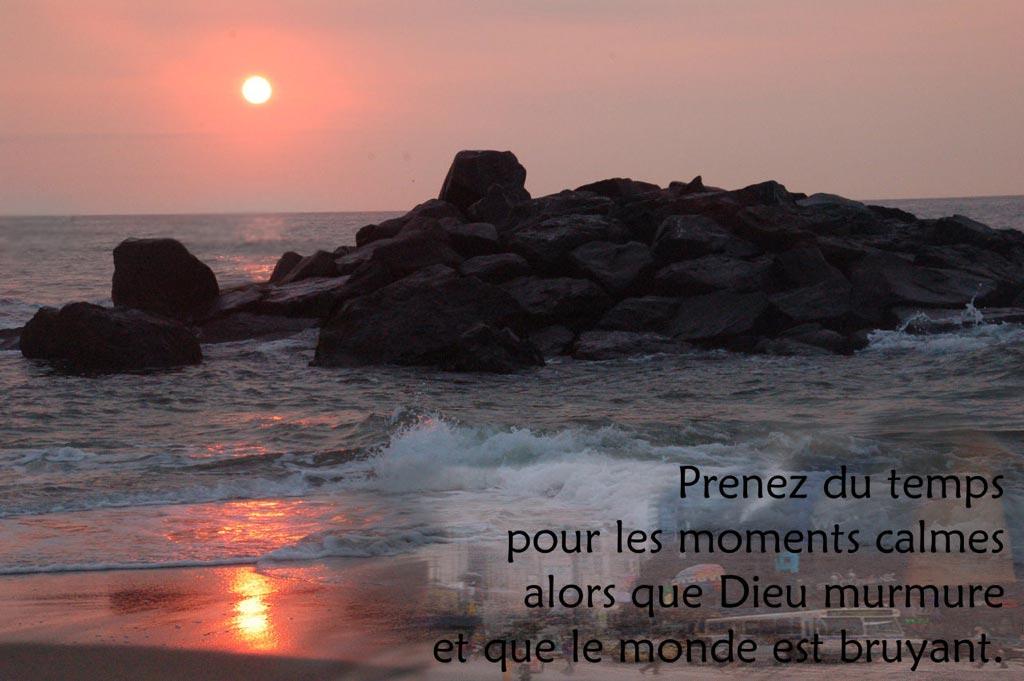 Des Moments Calmes