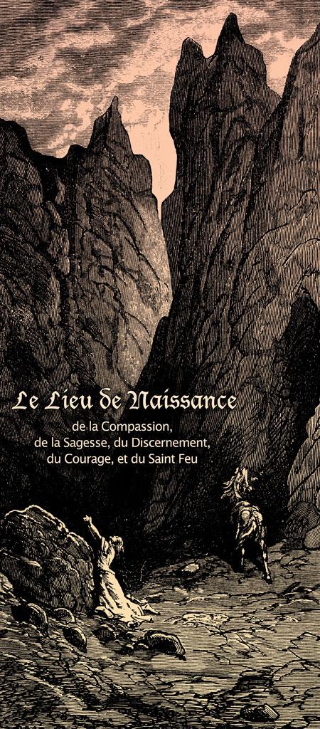 Le Lieu de Naissance du Saint Feu !