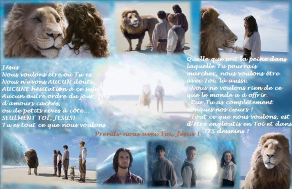 Prends-nous avec Toi, Jésus !
